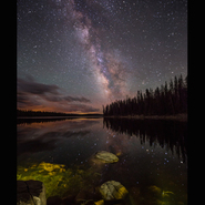 004 - Lost Creek and Milky Way 01