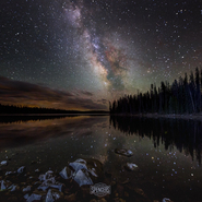 005 - Lost Creek and Milky Way 02