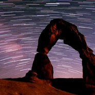 Delicate Arch and Milkyway