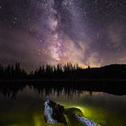 001 - Crystal Lake & Milkyway