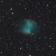 002 - Dumbbell Nebula (M27)