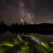 006 - Crystal Lake & Milkyway