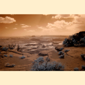 Canyonlands National Park - Greenriver Overlook I (Print)