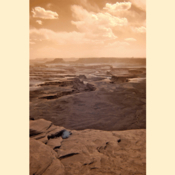 Canyonlands National Park - Greenriver Overlook II (Print)