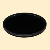 02 - On-Lens IR Filter - Standard Color IR (720nm).
