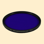 05 - On-Lens IR Filter - Ultra Blue.