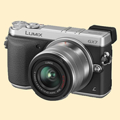 Panasonic DMC-GX7 (Astro) - Kit (New)