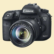 Canon EOS 7D Mark II (New) - Lens Kit