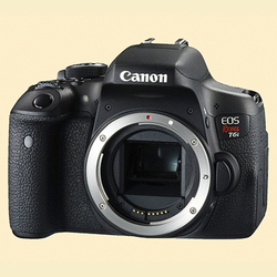 Canon EOS Digital Rebel T6i - Body Only (New)