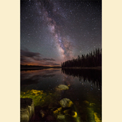 04 - Lost Lake and Milky Way (Print) 01