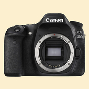 Canon EOS 80D - Body Only (New)
