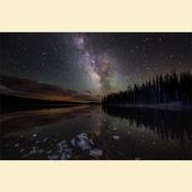03 - Lost Lake and Milky Way (Print) 02