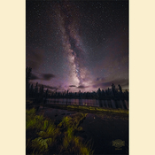 06 - Butterfly Lake & Milky Way (Print) 01