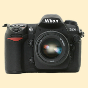Nikon D200 - Body Only (Used)