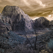 Zion National Park (720nm Filter) 01