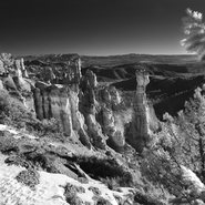 Bryce Canyon - Thor's Hammer - 720nm 01