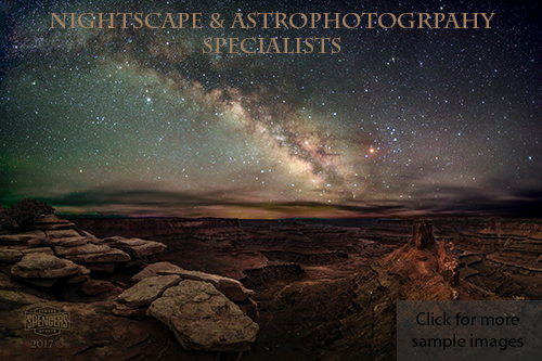 Astro Photography :: Spencers Camera