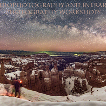 Astrophotography and Infrared Photography Workshops