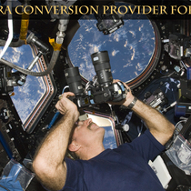 Camera Conversion Provider for NASA.