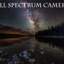 Full Spectrum Astro-Modified Cameras.