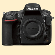 Nikon D810 - Body Only (New)