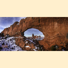 02 - North Window & Turret Arch (Print) 02