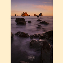 05 - Olympic National Park Sunset (Print) 01