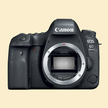 Canon EOS 6D Mark II - Body Only (New)