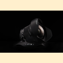 Irix 11mm f:4 Blackstone lens - Canon EF Mount.
