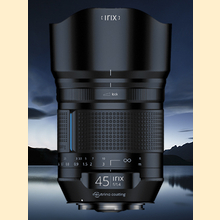 Irix 45mm f:1.4 Dragonfly lens - Canon EF (NEW)
